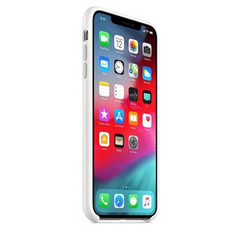 coque apple blanche iphone xs max