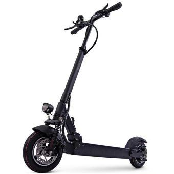 Wiizzee WS7 Elektrisch Step/Scooter Zwart