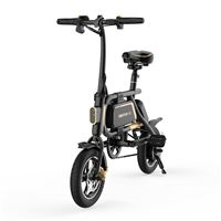 Inmotion P2 Elektrisch Mini-Step/Scooter Zwart