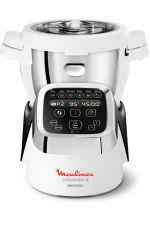 Moulinex Robot cuiseur Moulinex Companion XL HF805810 Noir et ...