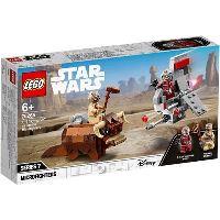 LEGO SW T16 SKYHOPPER VS BANTHA MICROFIGHTERS