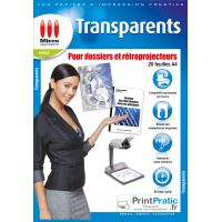 MICRO APPLICATION FILM TRANSPARANT 15F