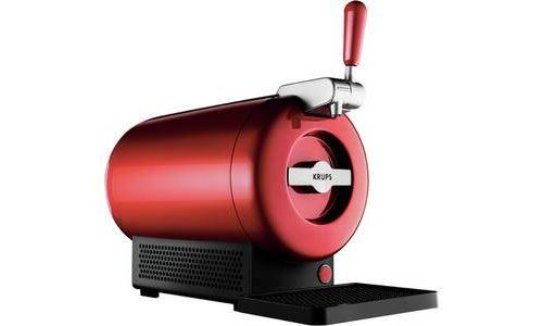 Pompe à bière Krups The sub VB650510 Rouge