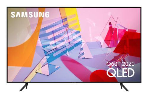 "TV Samsung 85Q60T QLED 85"" Smart TV Noir Fnac"