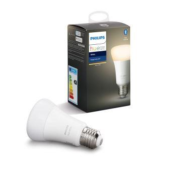 Ampoule Philips Hue White E27 9,5 W