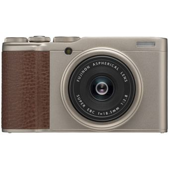 Compact expert Fujifilm XF10 Champagne