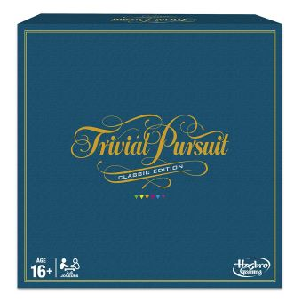 HASBRO TRIVIAL PURSUIT NEW CLASSIC