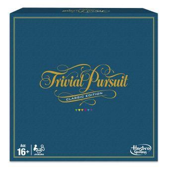 HASBRO TRIVIAL PURSUIT NEW CLASSIC