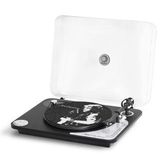 Elipson Alpha 100 RIAA Johhny hallyday Vinyl Platenspeler Zwart