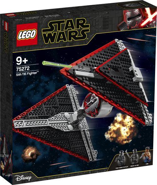 LEGO® Star Wars™ Episode IX 75272 Le chasseur TIE Sith