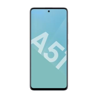 "Samsung Galaxy A51 Smartphone 128GB White 6.5"""