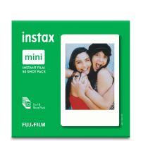 Fujifilm Instax Mini : Lot de 5 packs de 10 films