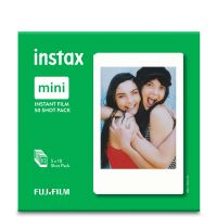 Fujifilm Instax Mini : Lot de 5 packs de 10 films