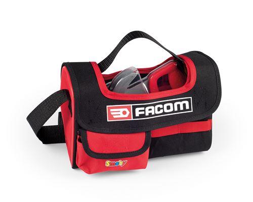 Caisse à outils tissu Smoby Facom