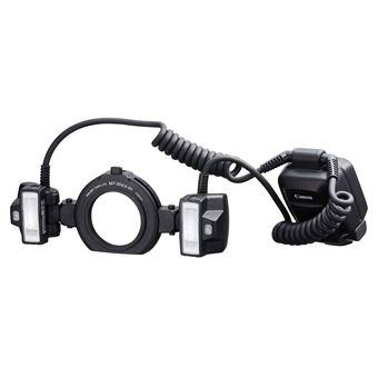 Flash macro Canon Twin Lite MT-26EX-RT Noir