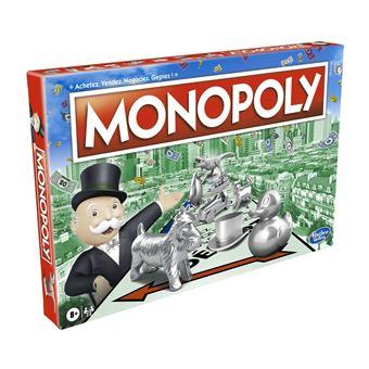 Jeu de société Hasbro Gaming Monopoly Classique