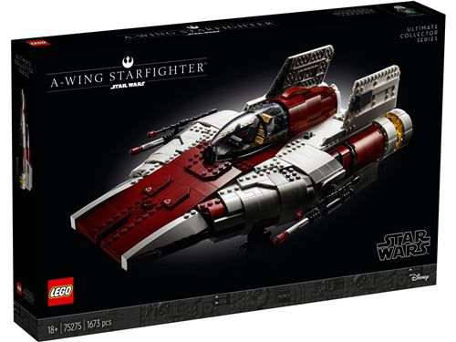 LEGO® Star Wars™ 75275 Le chasseur A-wing™