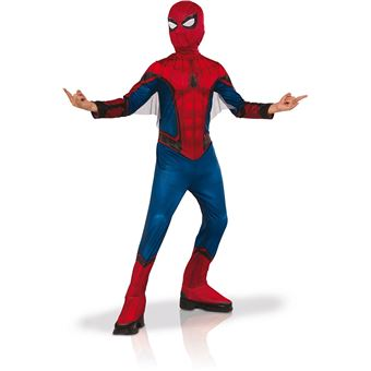 Déguisement pour enfant Rubie's France Spider-Man Homecoming Taille L