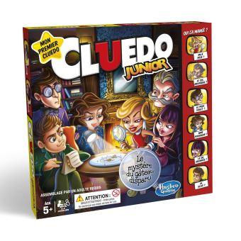 Jeux de société Hasbro Cluedo Junior