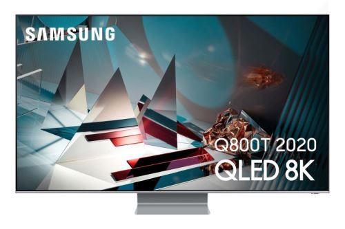 Plus de détails TV Samsung QE75Q800T QLED 8K Smart TV 75'' Noir 2020