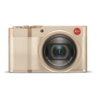 Leica C-Lux Digital Compact Camera Goud