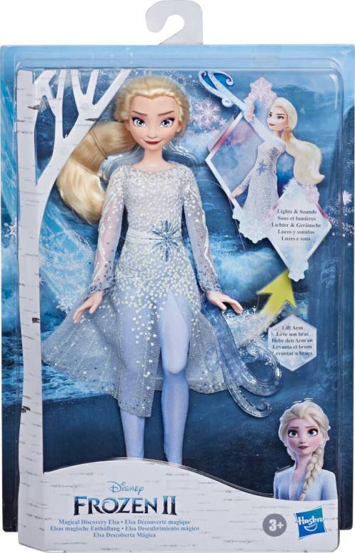 Poupée Disney Frozen La Reine des Neiges 2 Elsa interactive 27 cm