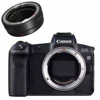 Canon EOS R Hybride Behuizing + EF-RF Adapterring