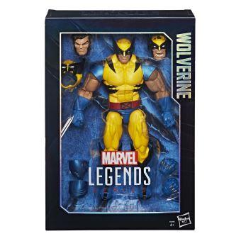 figurine marvel avengers legends series wolverine collector 30 cm grande figurine achat. Black Bedroom Furniture Sets. Home Design Ideas