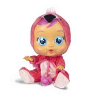 IMC Toys - Bebes Llorones, Fancy Flamingo