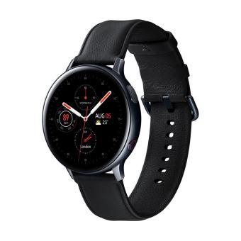 bracelet cuir samsung galaxy watch