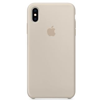 coque silicone noir iphone xs max