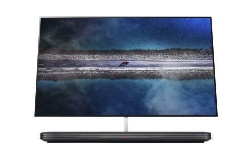 """Plus de détails TV LG Signature OLED65W9PLA OLED UHD 4K Smart TV 65"""""""