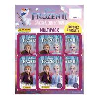 Pack 6 pochettes Panini Disney Frozen La Reine des Neiges 2