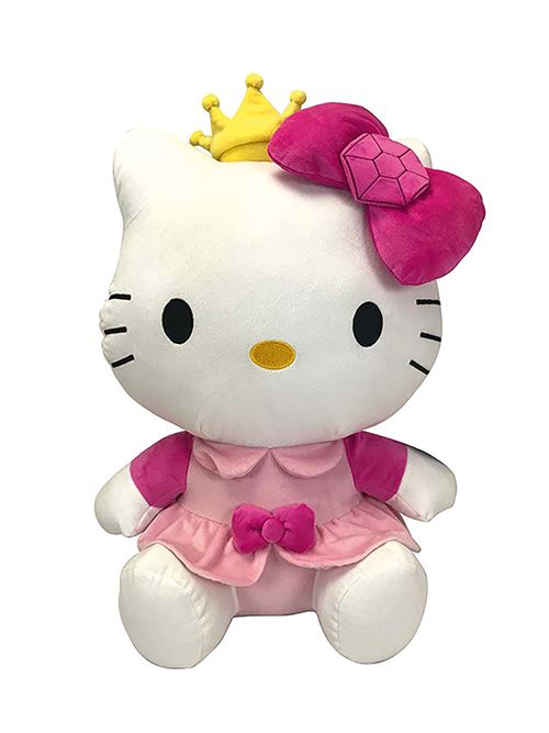 Peluche princesse Simba Hello Kitty 50 cm