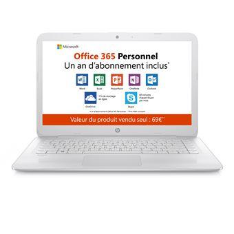 PC Ultra-portable HP Stream 14-ax001nf 14