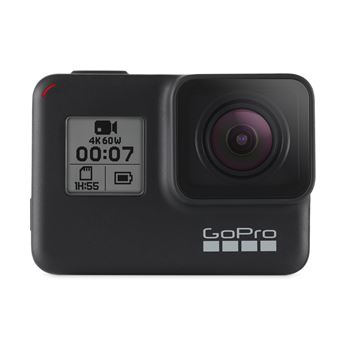 GoPro Hero7 Black WiFi et Bluetooth