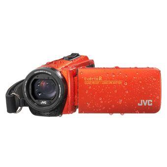 JVC EverioR Quad-Proof GZ-R495DEU Camcorder Oranje