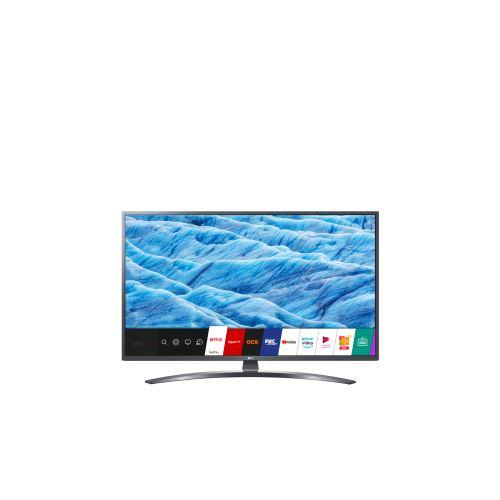 """108 cm (43""""), TV LED UHD 4K, Smart TV, DVB-T2/C/S2, 50-60 Hz"""