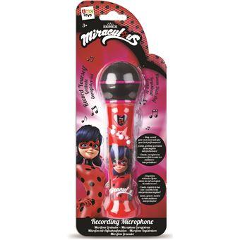 Microphone enregistreur IMC Toys Miraculous Ladybug