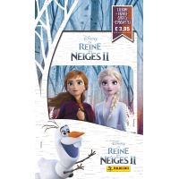 Album Porte Cartes Panini Disney Frozen La Reine des Neiges 2