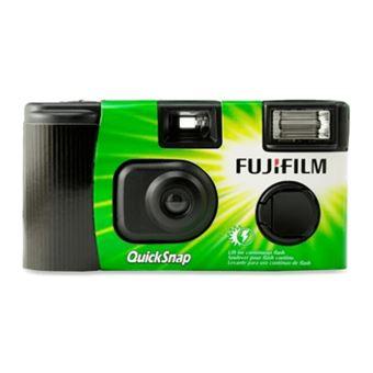 Fuji Quicksnap IV Flash Single Camera