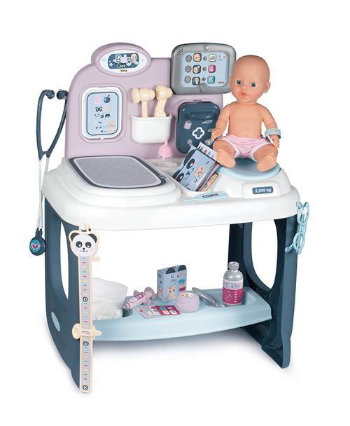 Centre de soins Smoby Baby Care