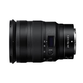 Nikon Nikkor Z 24-70mm f/2.8 S Hybride Zoomlens Zwart