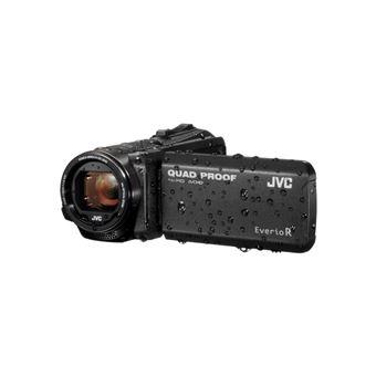 JVC GZ-R405BEU Camcorder Black