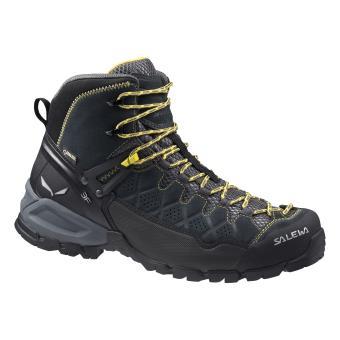 Chaussures de randonnée Salewa Alp Trainer Mid GTX Grises Grises Grises Taille 43 - Chaussures ou chaussons de sport - Equipements sportifs 5ad371