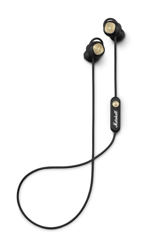 Ecouteurs Bluetooth Marshall Minor II Noir