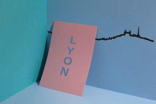 Accessoire de décoration The Line Lyon Noir