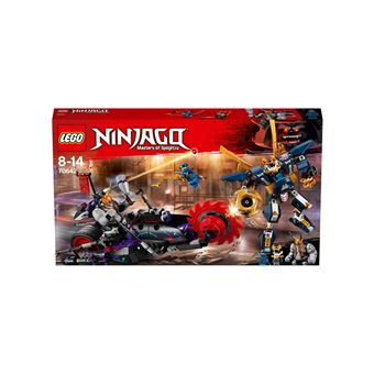 LEGO  70642 KILLOW VS. SAMOERAI X