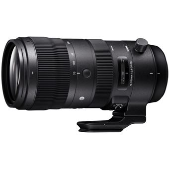 Téléobjectif Sigma 70-200 mm 2.8 DG OS HSM Sports Noir pour Nikon