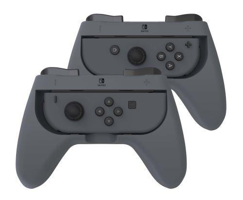 2 Manettes Nintendo Switch Joy Con PDP Noires